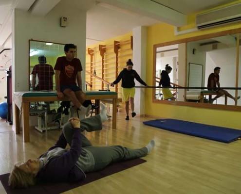 Fisioterapia roma Nord - ggr radiologica vita